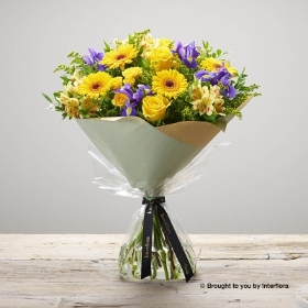 Sunshine Memories Hand tied